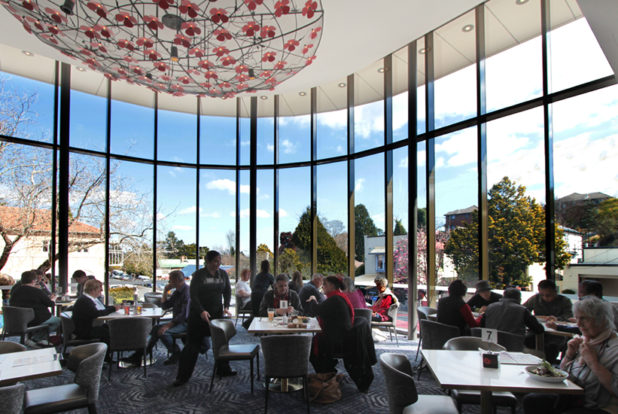 Elevated Dining at The Red Poppy Brasserie